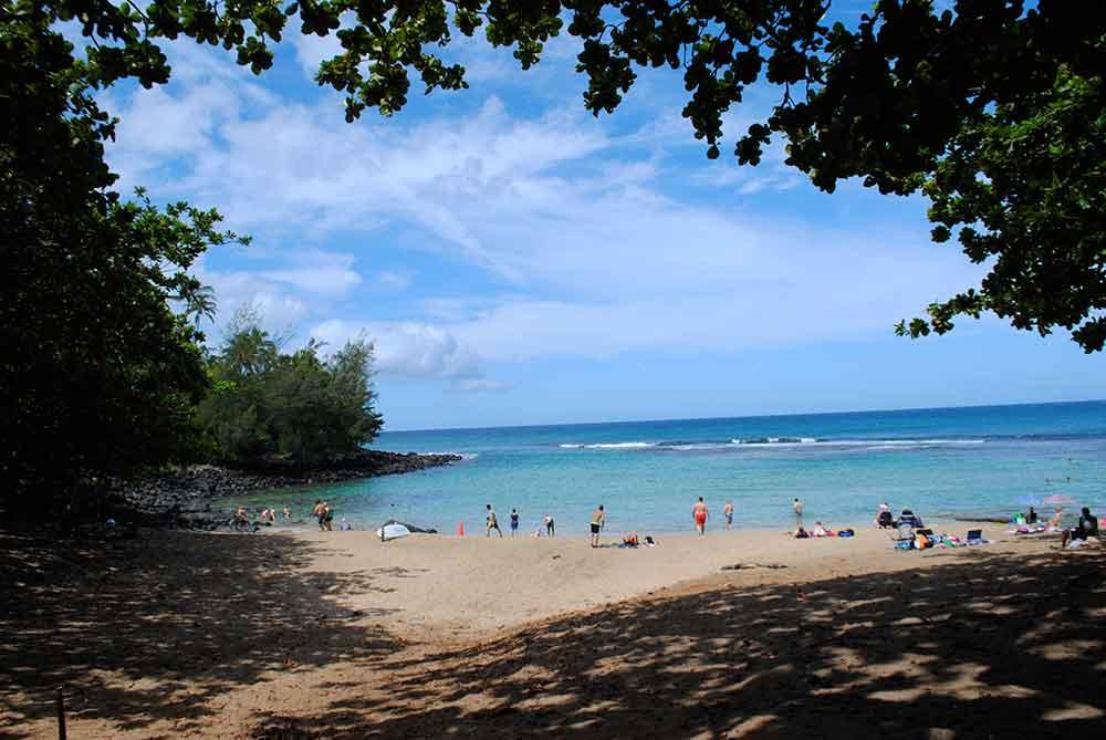 Ke E Beach Kauai
